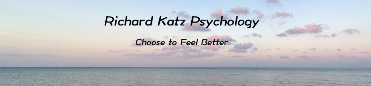 Richard Katz Psychology